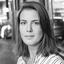Larissa Portret